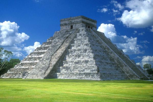 Viajes: Mundo Maya